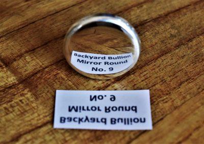 No.9 Mirror Round
