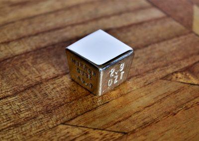 No. 7 - Mirror Cube